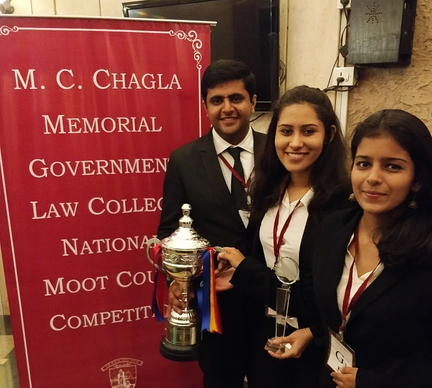 NUJS GLC MC Chagla Moot Court Competition