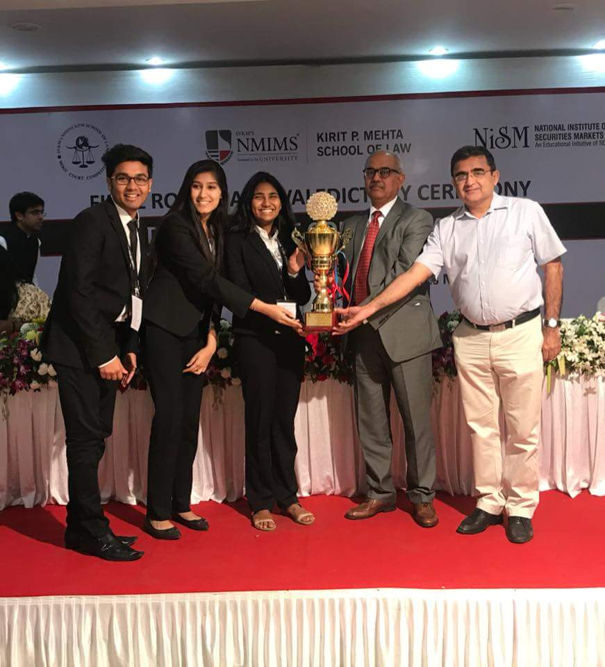 NUJS NMIMS National Moot Court Competition