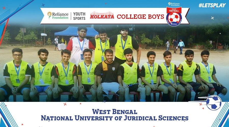 NUJS secures its position at RYSF College League