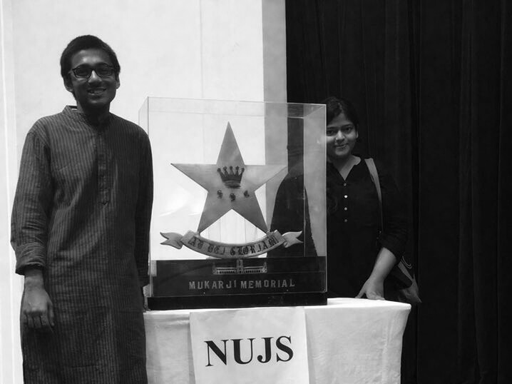 NUJS wins the Mukarji Memorial Debate